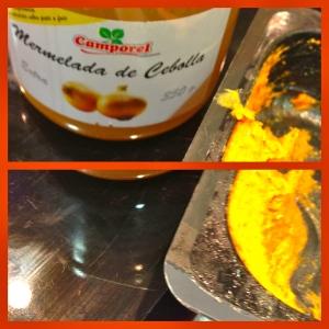 Esta mermelada es despensa Pamplona, pero ya en los super está de la marca Hero