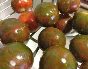 Estos son de la frutería Laly en el Mercado Central, una delicia